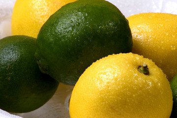 Lemons and Limes Too