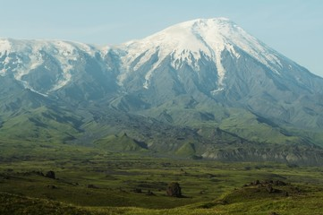 Kamchatkian mountain