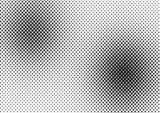 vector halftone dots for backgrounds and design poster
