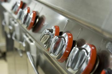 Mandos de estufa profesional