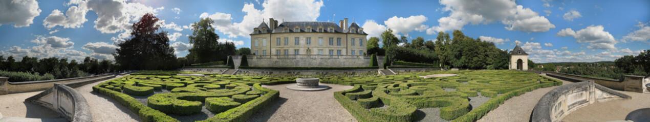Chateau d'Auvers sur oise