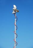 Mobile telecom antenna poster