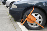 Wheel Clamp poster
