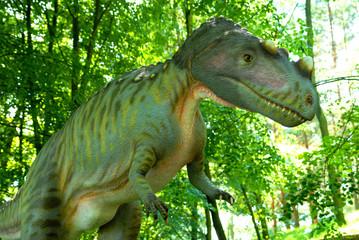 Ceratosaurus nasicornis, Ceratosaur, dinosaurs series