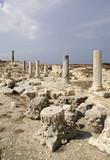 Kourion Archeological Site poster