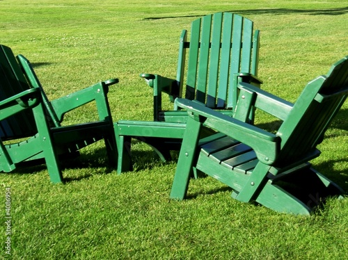 Chaises de parterre de fotogis le photo libre de droits for Chaise de parterre