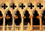 Venetian architectural detail poster