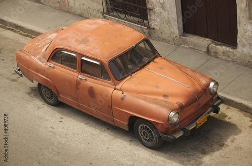 Car in Havana - 4089738