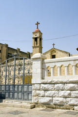 Greek Orthodox church of the Annunciation (Israel, Nazareth)