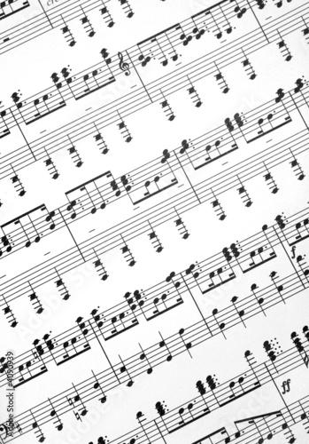 Partition de musique