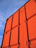 Large Shipping Container poster