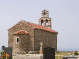 Montenegro Hill Church poster