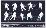 composicion de hockey