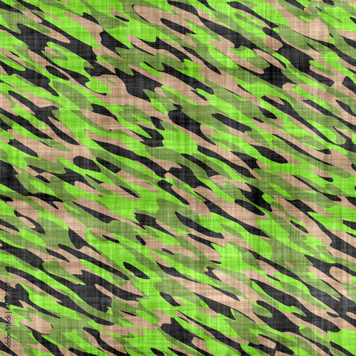 poster of Camouflage material
