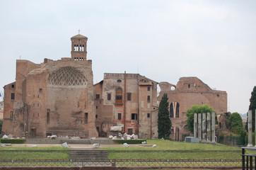 Senator's palace, Rome