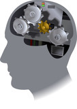 Cog Brain poster
