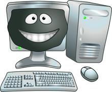 Szczęśliwy komputer