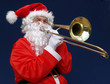 Hark the herald angels sing plays santa