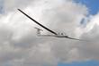 Modernes Segelflugzeug