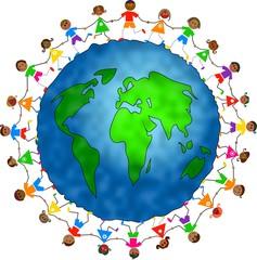 global kids - asian version