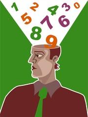 number brain