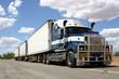 Fototapeten,trucks,laster,laster,australien