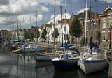 Idyllic Dutch Port poster