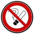 rauchen verboten no smoking