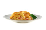 Melted Cheese Croissant 3 poster