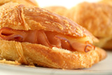 Melted Cheese Croissant 4 poster