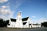 Church in Eastport, Newfoundland poster