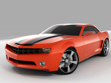 red sports car-