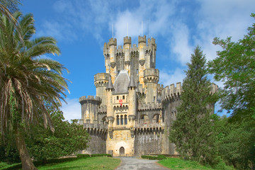 Castillo de Butron, Gatika