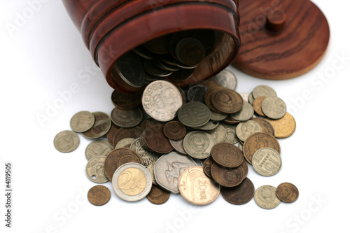 barrel and coins-2