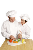 Chef School - Encouragement poster