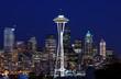 Seattle Night View