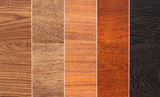the parquet texture set poster