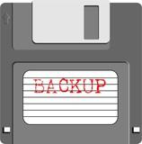 backup floppy poster