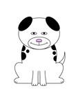Cartoon Dog poster