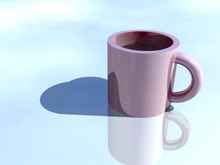 Tasse de Café - Petit Déjeuner