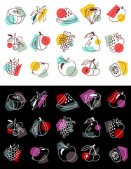 fruits 50's