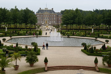 Palace Garden Het Loo