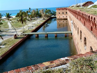 Fort Jefferson, Dry Tortugas, Florida