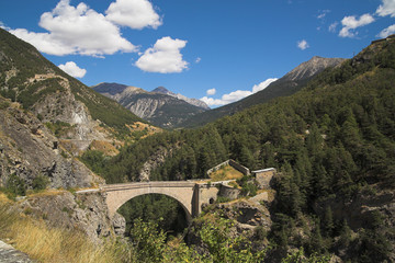 Pont d'Asfeld in Briancon