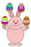 Bunny Juggle poster