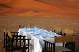 Desert Dinning