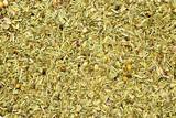 Mixed herbs texture.. poster