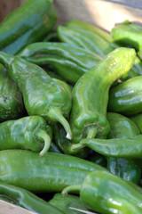 piments verts
