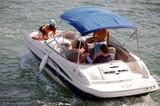 Inboard Engine Motor Boat poster