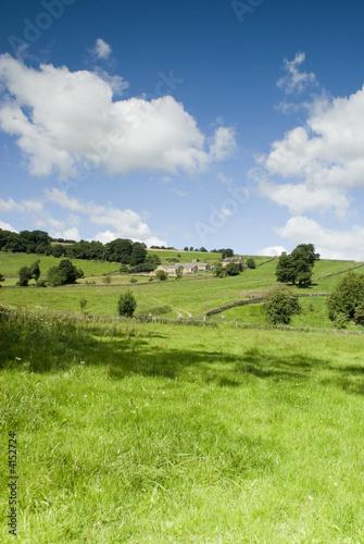 Farmland in the Lake District